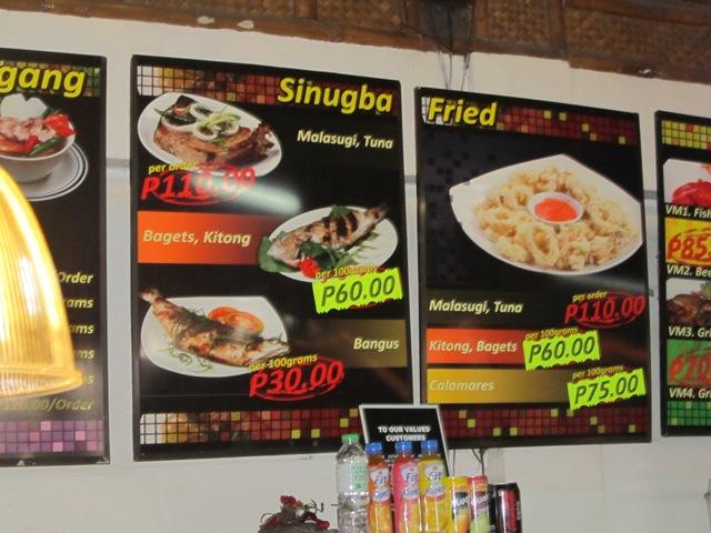 Aling Cora lutong buhay, lutong bahay aling cora, aling cora dampa, aling cora seafood, butuan restaurant, seafood restaurant butuan