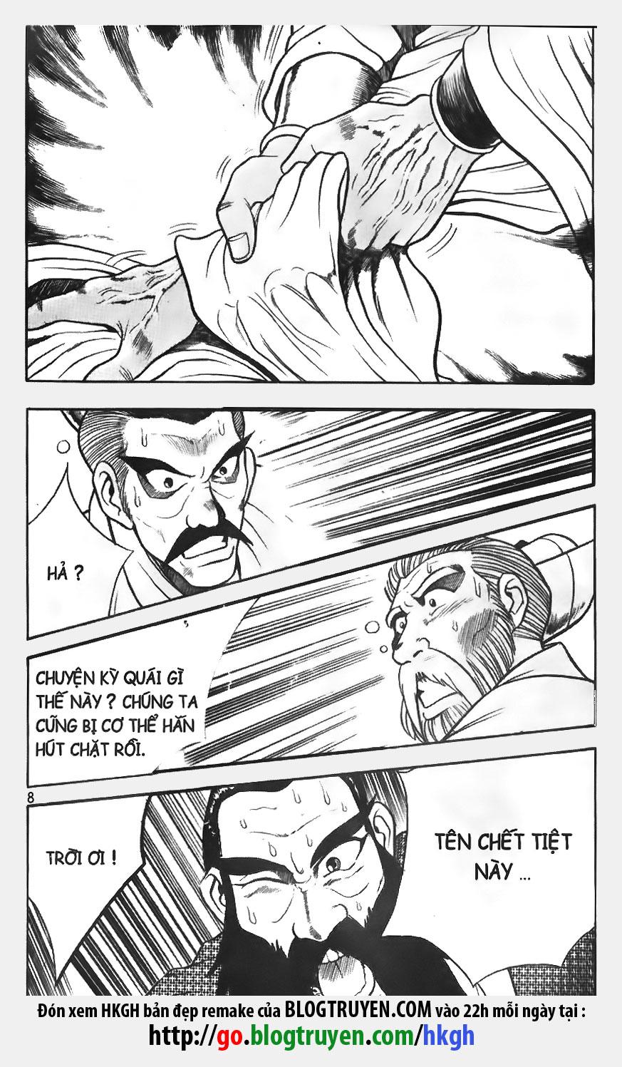 Hiệp Khách Giang Hồ chap 48 page 9 - IZTruyenTranh.com