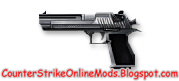 Download Desert Eagle from Counter Strike Online Weapon Skin for Counter Strike 1.6 and Condition Zero | Counter Strike Skin | Skin Counter Strike | Counter Strike Skins | Skins Counter Strike