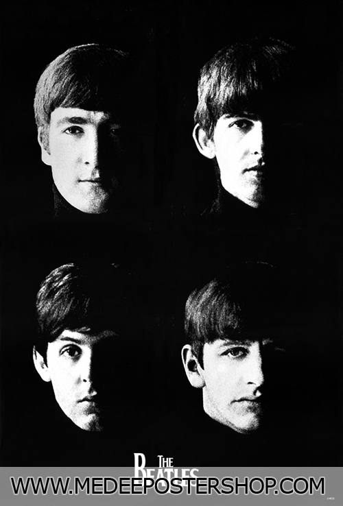 The Beatles Poster - 4832