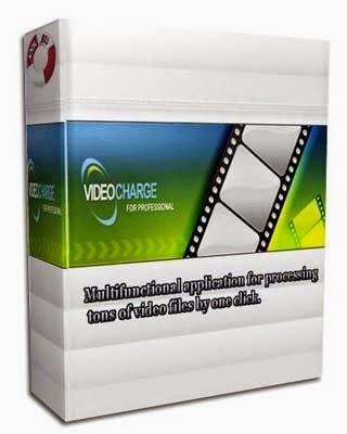 تحميل برنامج تقطيع وتقسيم الفيديو وعمل المونتاج Videocharge Full
