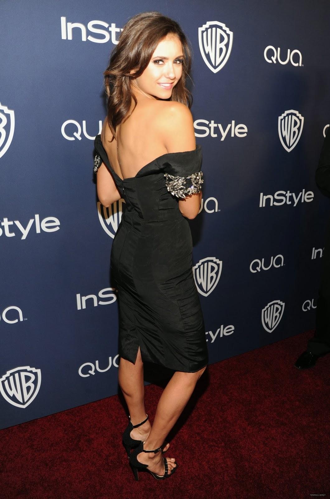 Nina Dobrev Dresses 2014 Red Carpet Dresses: Ni...