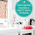 UHeart Organizing: Painted & Pretty Bath Storage