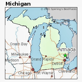 Michigan Family Trails Those Places Thursday