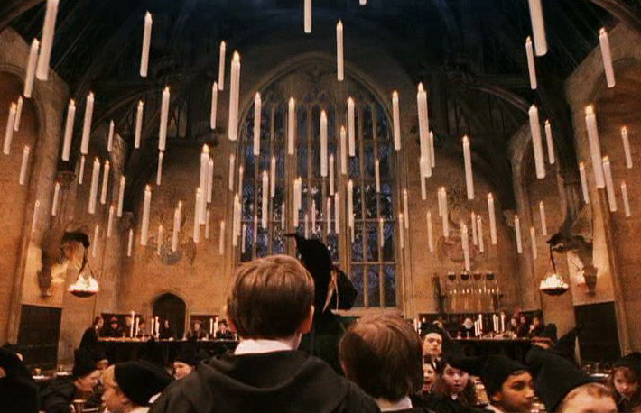 Comedor Harry Potter Of Dramione