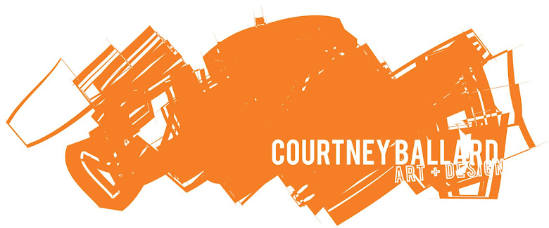 COURTNEY BALLARD ART + DESIGN