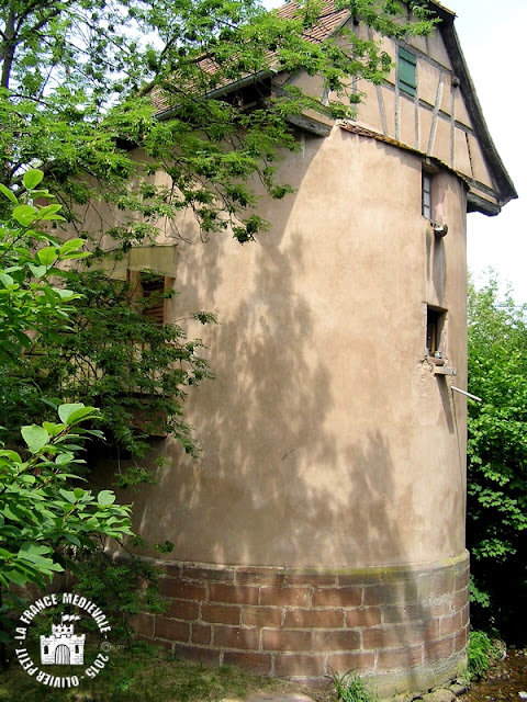OBERNAI (67) - Les remparts médiévaux