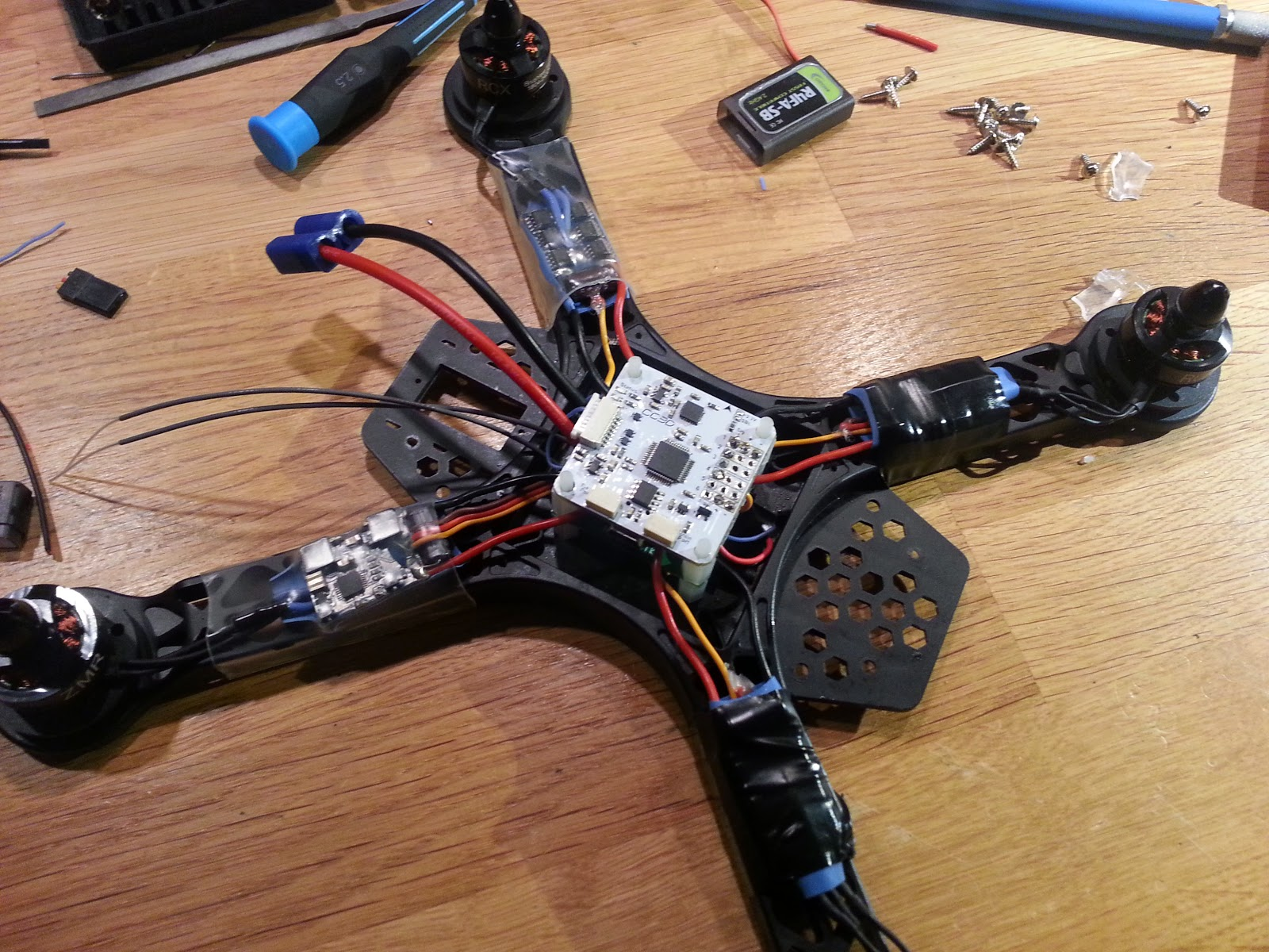 20140926_231707 wiring diagram quadcopter in addition kk2 quadcopter circuit Quadcopter Code at mifinder.co