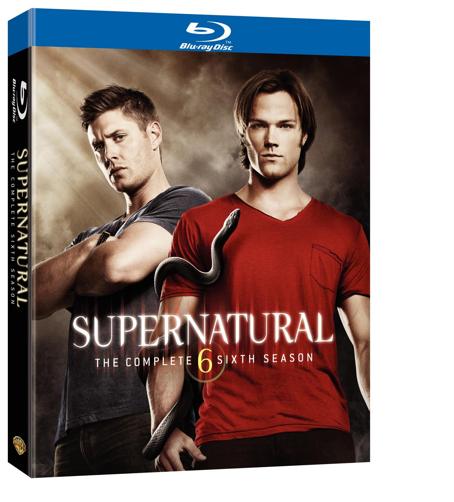 Lucifer Season 4 Release Date: DebsHere: Supernatural Season 6 On DVD-Get It Now
