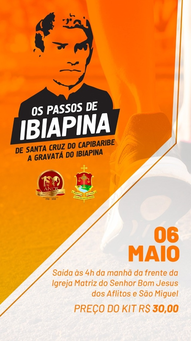 OS PASSOS DE IBIAPINA