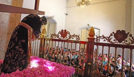 HOY EL NAZARENO DE SAN PABLO