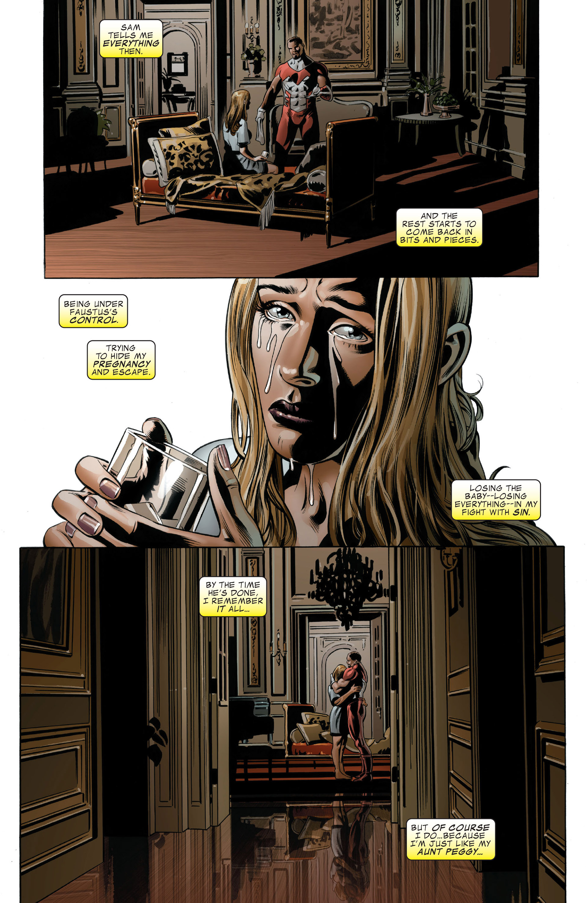 Captain America (2005) Issue #49 #49 - English 20