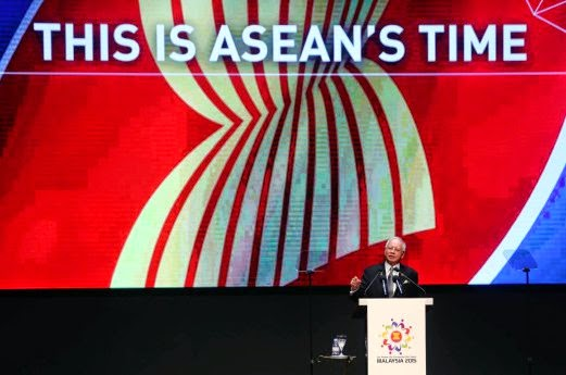 ASEAN Amat Peribadi Bagi Saya Najib