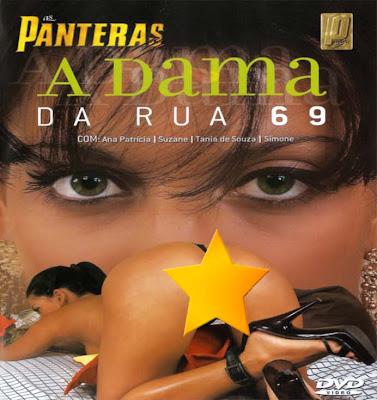 As Panteras - A Dama da Rua 69 - (+18)