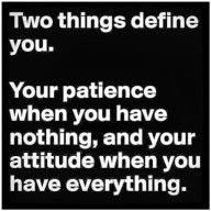 Patience Whatsapp DP