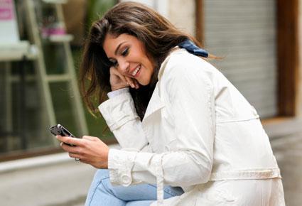 texting-كيف تجعلين حبيبك يرد على رسائلك الهاتفية