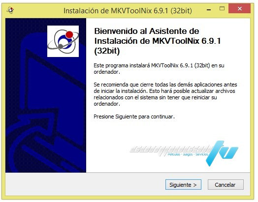 MKVToolnix Version 7.4.0 Español + Portable