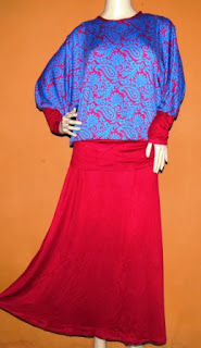 Rok and Blouse Jersey Melly