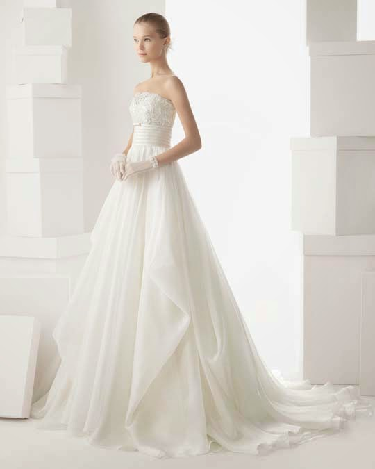 New Rosa Clara Wedding Dress 2014 Collection Part 2