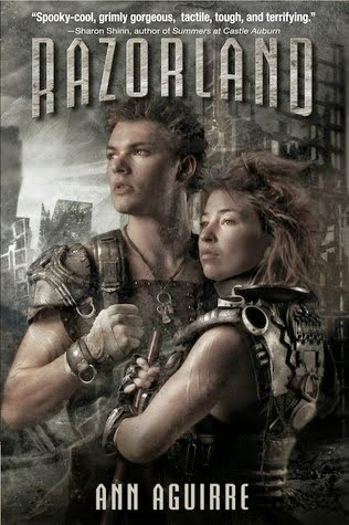 http://presentinglenore.blogspot.ca/2010/08/book-review-razorland-by-ann-aguirre.html