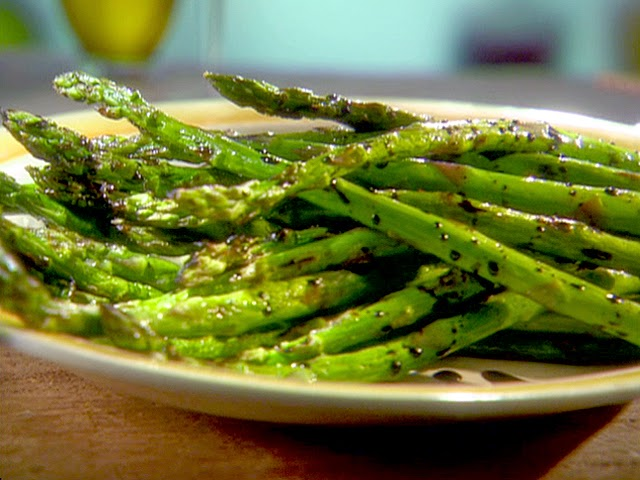 Great Grilled Asparagus