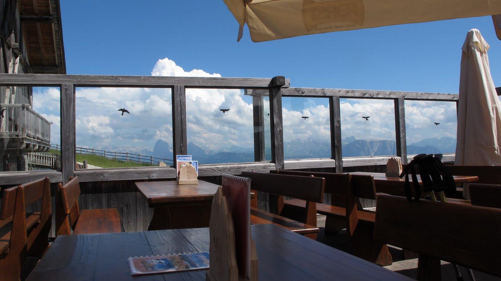 Terre alte latzfons kreus e cima di san cassiano for Piccoli piani di baite