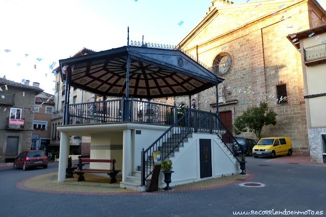 Templete de banda de música de Pradoluengo