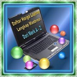 Gambar Yang Daftar Harga Laptop Atau Notebook Baru Di Pasaran