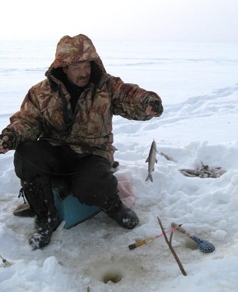 Ловля на мормышку  — самый увлекательный вид зимней рыбалки