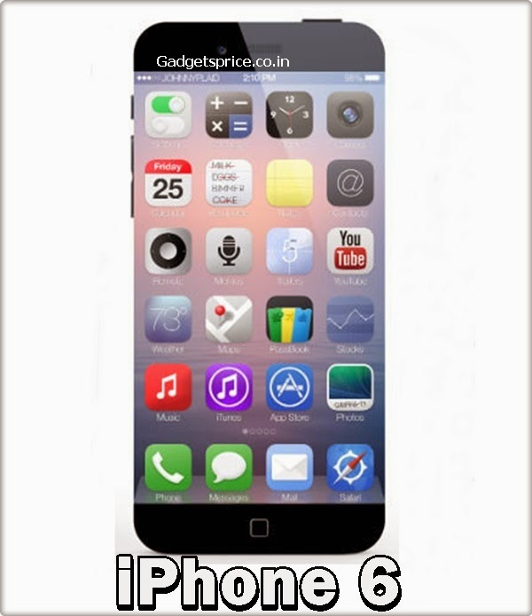 Apple iPhone 6 Full specification and release date rumours