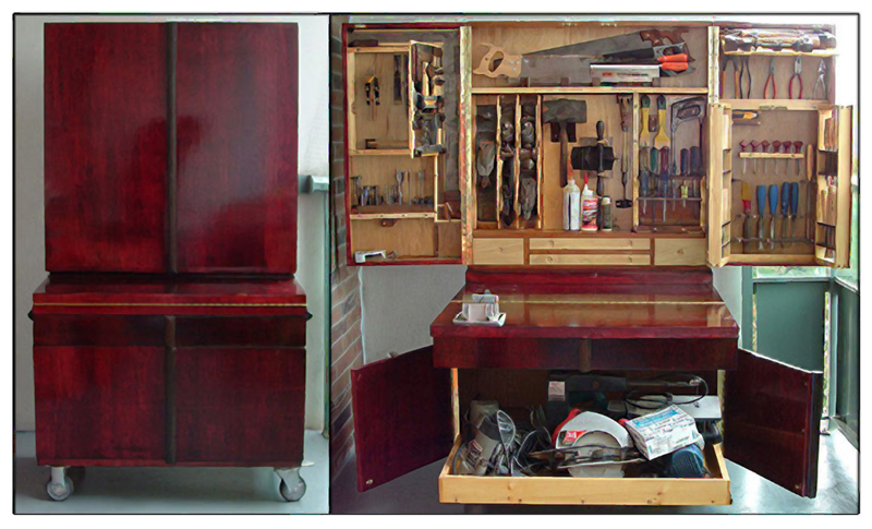 The Part-Time Woodworker: Tool Cabinet v4.0