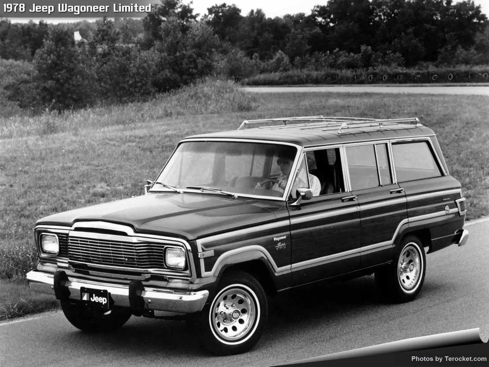 Hình ảnh xe ô tô Jeep Wagoneer Limited 1978 & nội ngoại thất
