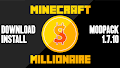 HOW TO INSTALL<br>Minecraft Millionaire Modpack [<b>1.7.10</b>]<br>▽
