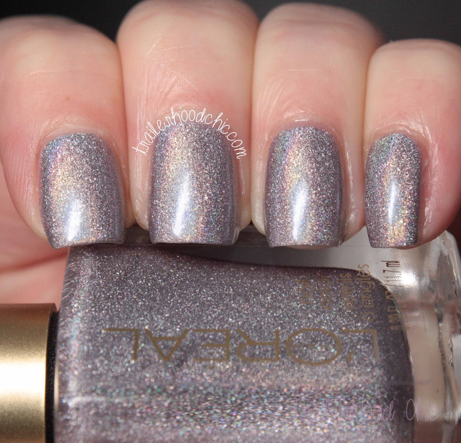 l'oreal masked affair holographic swatches
