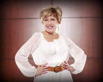 Cathy Nesbitt-Stein from the Lifetime show Dance Moms