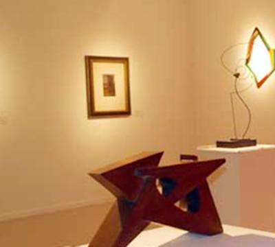 Exposicion de pinturas