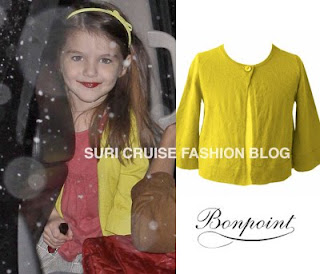 suri cruise cute jacket