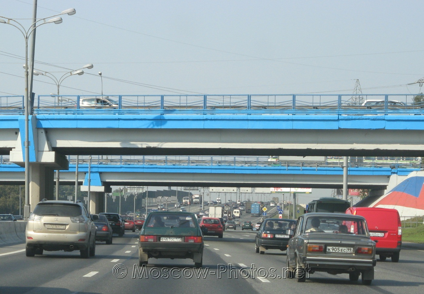 Moscow Ring Road 1 (2006)