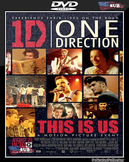 One Direction: This Is Us [DVDRip][Subtitulado][PL-MG]