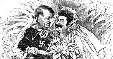 what was stalin and hitler relationship like