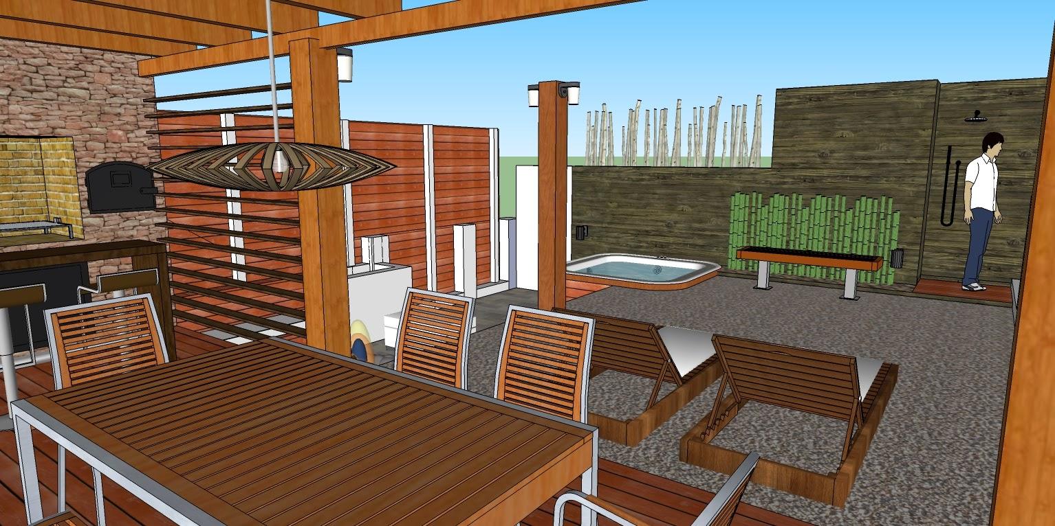 Cc arquitectos terraza en beccar - Como iluminar una terraza ...