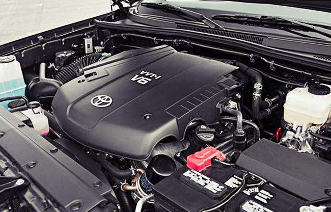 2017 Toyota Ta a Diesel Review Toyota Body