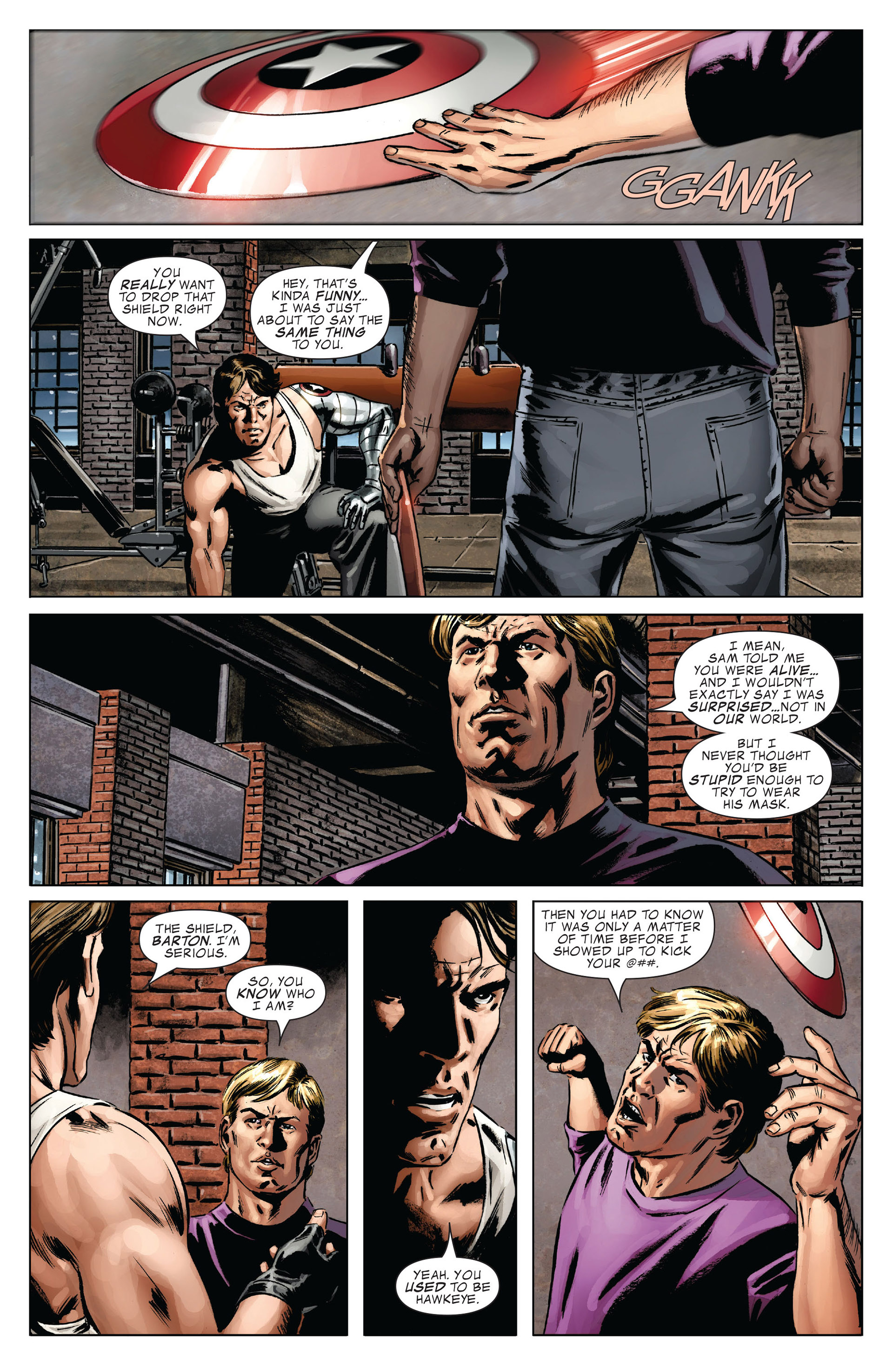 Captain America (2005) Issue #37 #37 - English 12