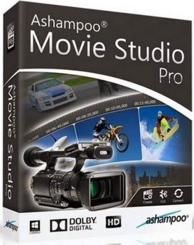 Ashampoo Movie Studio Pro 1.0.7.1 box