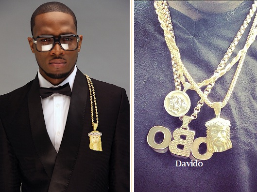 davido buys N2 million necklace