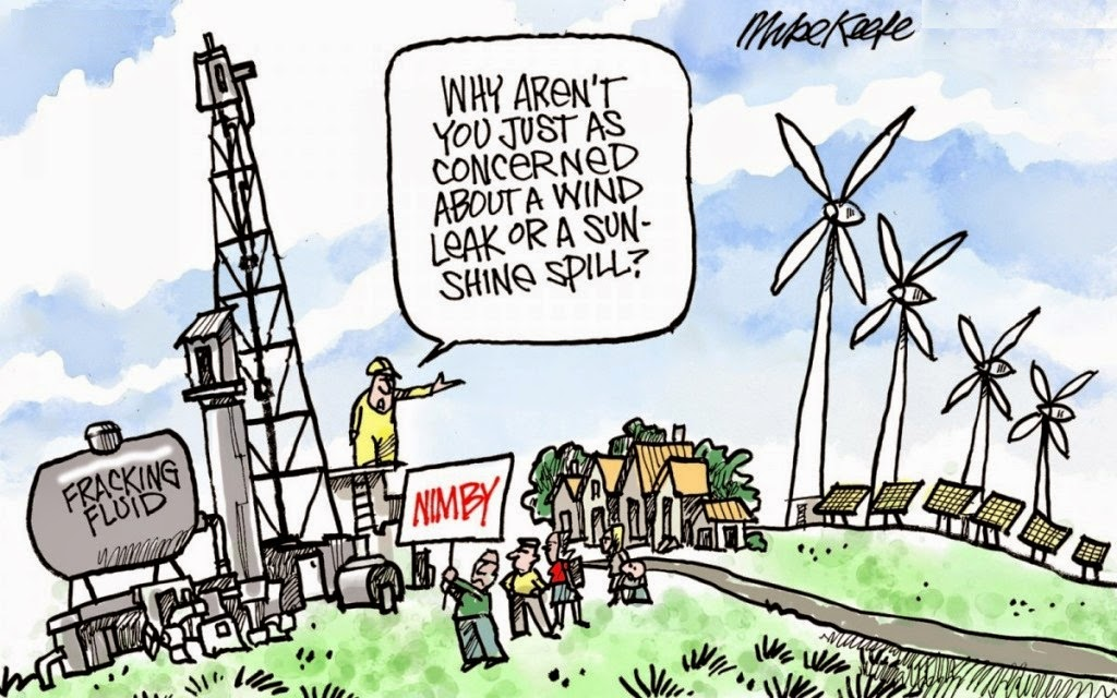 Mike Keefe: Nimby.