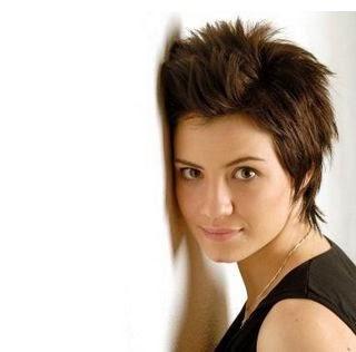 Más de 1000 ideas sobre Cresta De Pelo Largo en Pinterest Crestas  - Peinados Con Cresta Para Mujeres