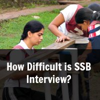 How Difficult is SSB Interview?