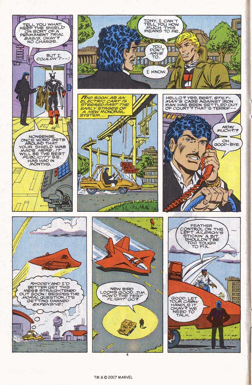 Captain America (1968) Issue #339b #269 - English 6