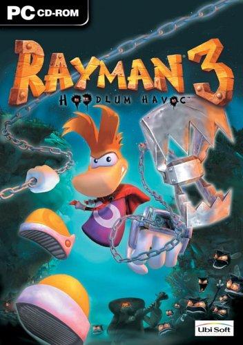 PC Rayman 3 – Hoodlum Havoc